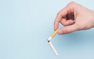 Taller para dejar de fumar en 5 días
