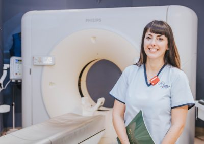 Tomografía alta definición